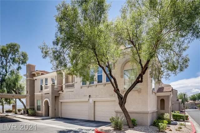 10550 W Alexander Road #2042, Las Vegas, NV 89129 (MLS #2319029) :: Galindo Group Real Estate