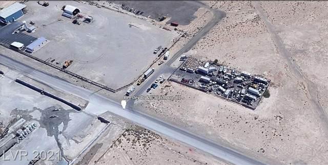 Las Vegas Blvd & Sloan, Las Vegas, NV 89115 (MLS #2319032) :: Lindstrom Radcliffe Group