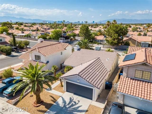 2814 Sodorno Lane, Henderson, NV 89074 (MLS #2319036) :: Signature Real Estate Group