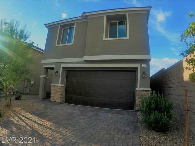 4252 Sea Glass Avenue, North Las Vegas, NV 89081 (MLS #2319047) :: Kypreos Team