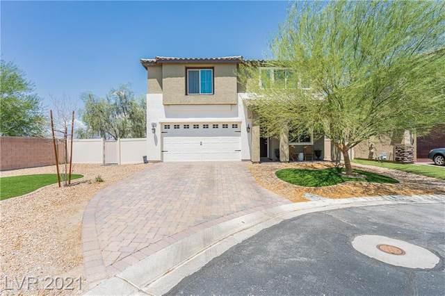 3904 Carol Bailey Avenue, North Las Vegas, NV 89081 (MLS #2319054) :: Lindstrom Radcliffe Group