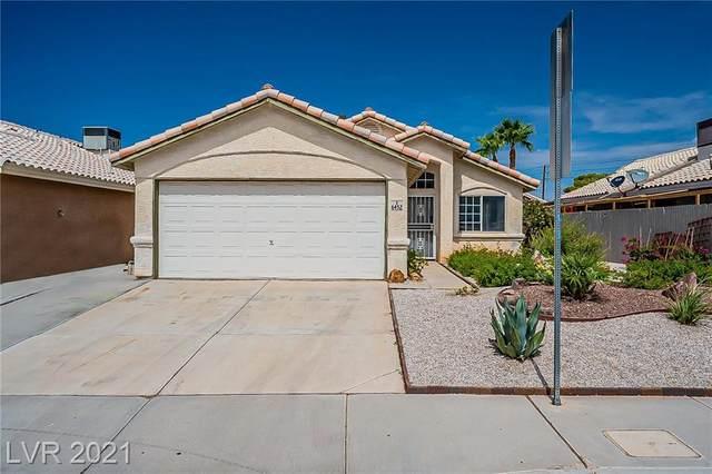 6452 Eagle Creek Lane, Las Vegas, NV 89156 (MLS #2319059) :: Lindstrom Radcliffe Group