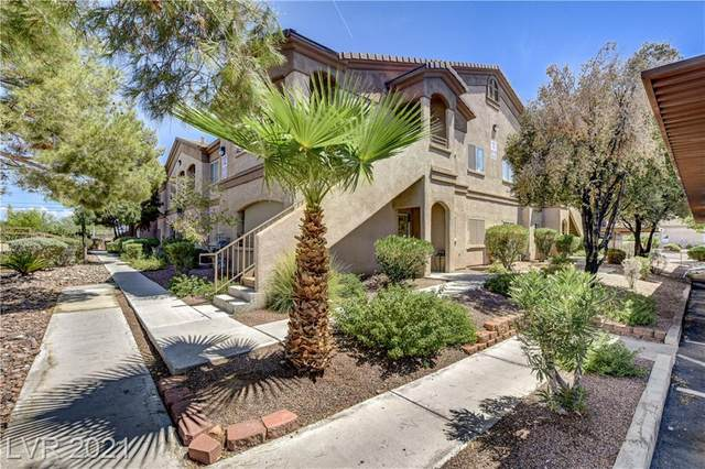 5751 E Hacienda Avenue #186, Las Vegas, NV 89122 (MLS #2319062) :: The Shear Team