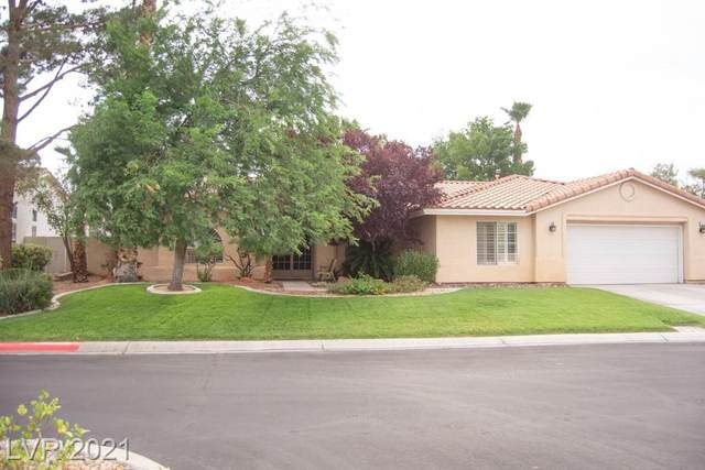 4113 Tyler William Lane, Las Vegas, NV 89130 (MLS #2319069) :: Keller Williams Realty