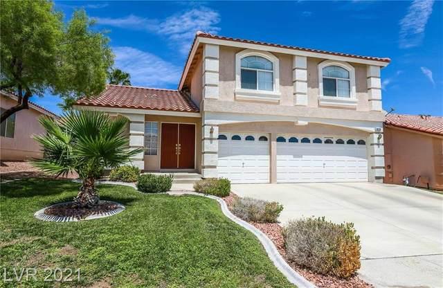 10120 Thunder Rapids Court, Las Vegas, NV 89148 (MLS #2319076) :: The Chris Binney Group   eXp Realty