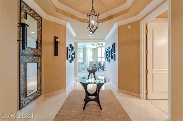 1 Hughes Center Drive #403, Las Vegas, NV 89169 (MLS #2319099) :: The Chris Binney Group | eXp Realty