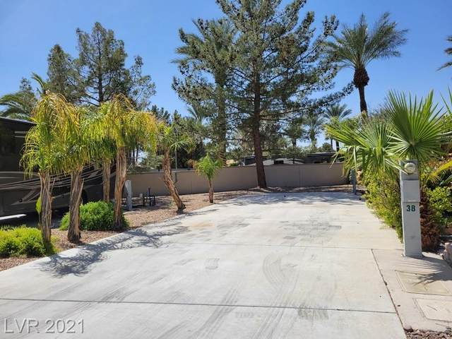8175 Arville Street #38, Las Vegas, NV 89139 (MLS #2319108) :: Lindstrom Radcliffe Group
