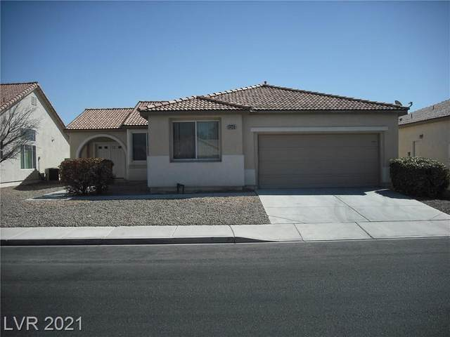 5420 Ferrell Street, North Las Vegas, NV 89031 (MLS #2319112) :: Signature Real Estate Group