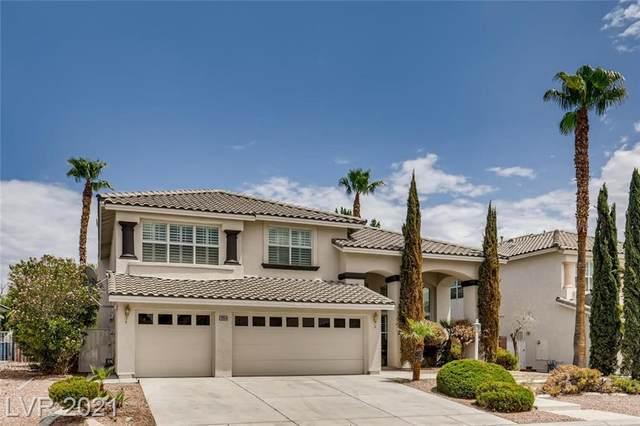 3804 Broadmead Street, Las Vegas, NV 89147 (MLS #2319120) :: Lindstrom Radcliffe Group