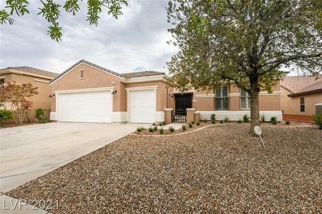 2117 King Mesa Drive, Henderson, NV 89012 (MLS #2319126) :: Alexander-Branson Team | Realty One Group