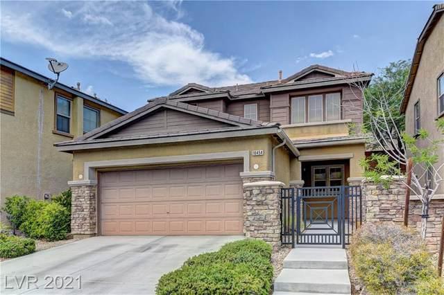 10454 Bay Ginger Lane, Las Vegas, NV 89135 (MLS #2319132) :: Lindstrom Radcliffe Group