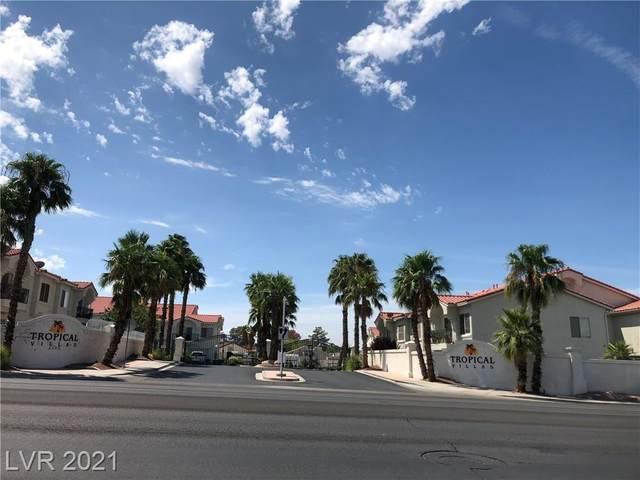 6201 E Lake Mead Boulevard #267, Las Vegas, NV 89156 (MLS #2319135) :: Galindo Group Real Estate