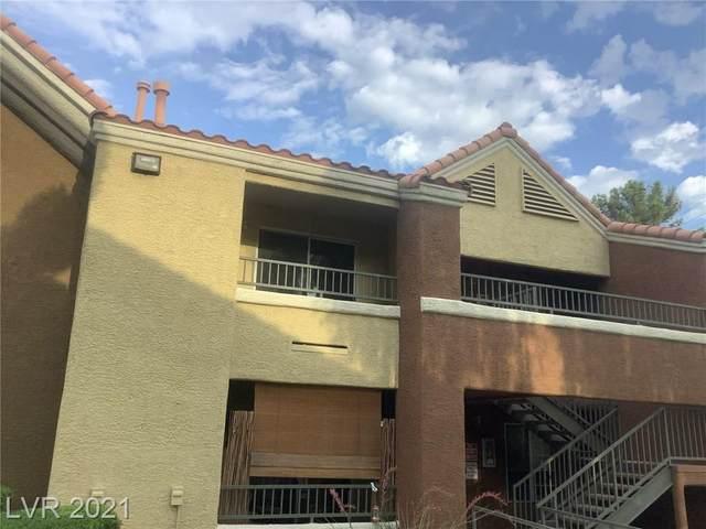 2120 Ramrod Avenue #923, Henderson, NV 89014 (MLS #2319161) :: Lindstrom Radcliffe Group