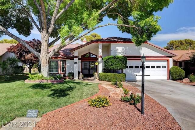 5116 Mandrake Lane, Las Vegas, NV 89130 (MLS #2319169) :: Galindo Group Real Estate