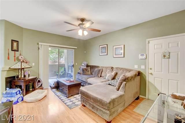 8501 W University Avenue #1019, Las Vegas, NV 89147 (MLS #2319181) :: Custom Fit Real Estate Group