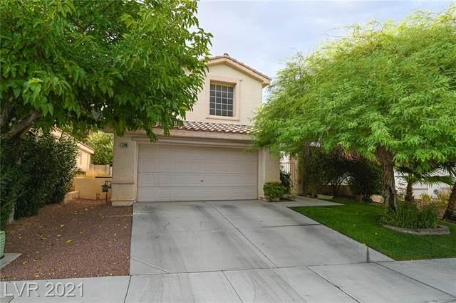 7708 Certitude Avenue, Las Vegas, NV 89131 (MLS #2319189) :: Lindstrom Radcliffe Group