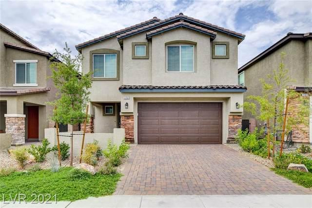7757 Wishbone Falls Street, North Las Vegas, NV 89084 (MLS #2319190) :: Kypreos Team
