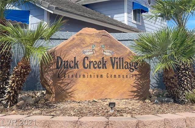 5350 Rod Court #203, Las Vegas, NV 89122 (MLS #2319195) :: The Chris Binney Group | eXp Realty