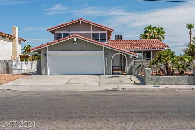 3592 Rawhide Street, Las Vegas, NV 89120 (MLS #2319199) :: Lindstrom Radcliffe Group