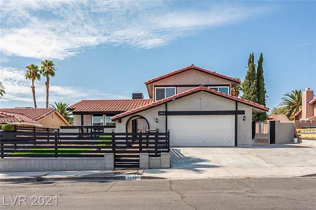5253 Cartaro Drive, Las Vegas, NV 89103 (MLS #2319200) :: The Chris Binney Group | eXp Realty