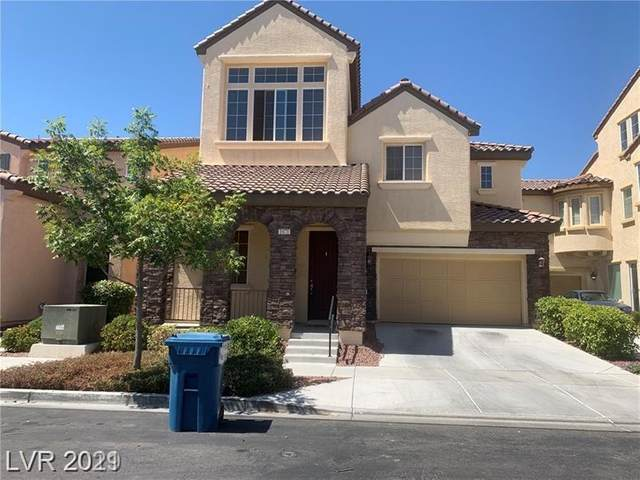 1871 Hollywell Street, Las Vegas, NV 89135 (MLS #2319201) :: Galindo Group Real Estate