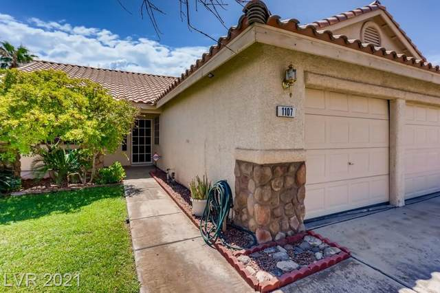 1107 Cloudy Day Drive, Henderson, NV 89074 (MLS #2319205) :: Galindo Group Real Estate