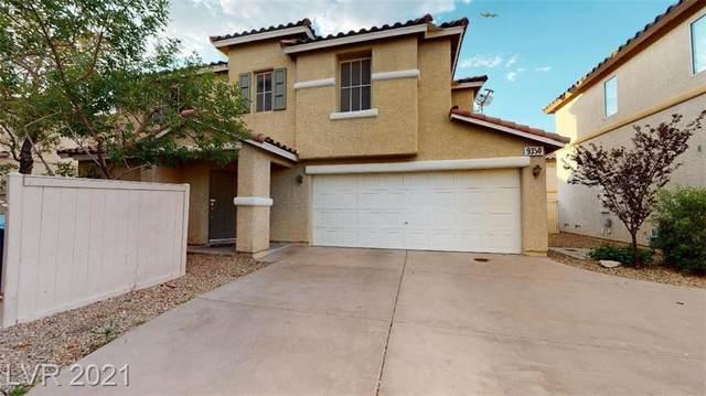 9350 Boulder Opal Avenue, Las Vegas, NV 89148 (MLS #2319208) :: Custom Fit Real Estate Group