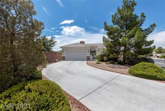 2713 Crested Ibis Avenue, North Las Vegas, NV 89084 (MLS #2319231) :: ERA Brokers Consolidated / Sherman Group