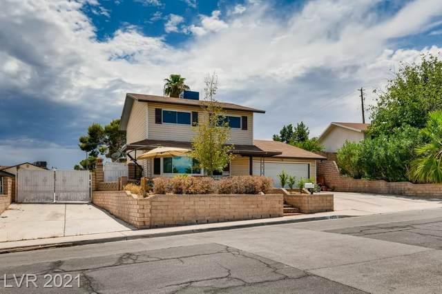 4255 Powell Avenue, Las Vegas, NV 89121 (MLS #2319239) :: The Chris Binney Group | eXp Realty