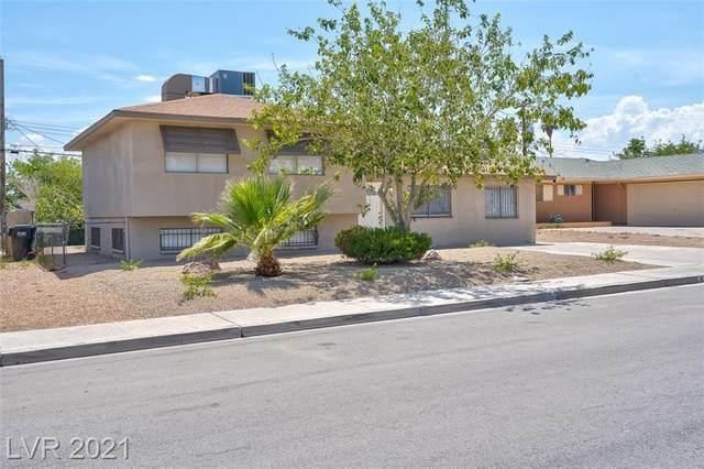 329 Duke Avenue, Las Vegas, NV 89030 (MLS #2319250) :: Kypreos Team