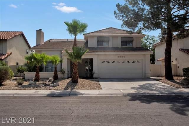 2824 Waterview Drive, Las Vegas, NV 89117 (MLS #2319256) :: The Chris Binney Group | eXp Realty