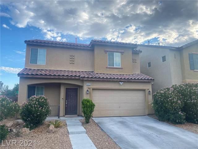 3435 Sheep Canyon Street, Las Vegas, NV 89122 (MLS #2319281) :: Lindstrom Radcliffe Group