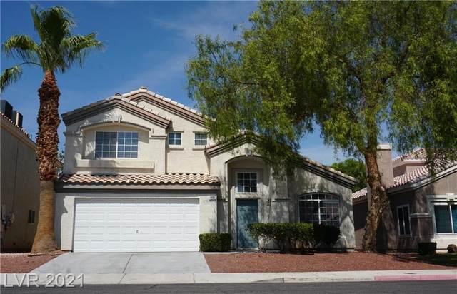 7217 Tealwood Street, Las Vegas, NV 89131 (MLS #2319292) :: The Chris Binney Group   eXp Realty