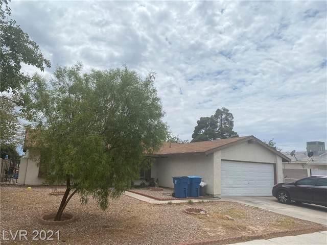 4825 Greencreek Drive, Las Vegas, NV 89110 (MLS #2319309) :: Lindstrom Radcliffe Group