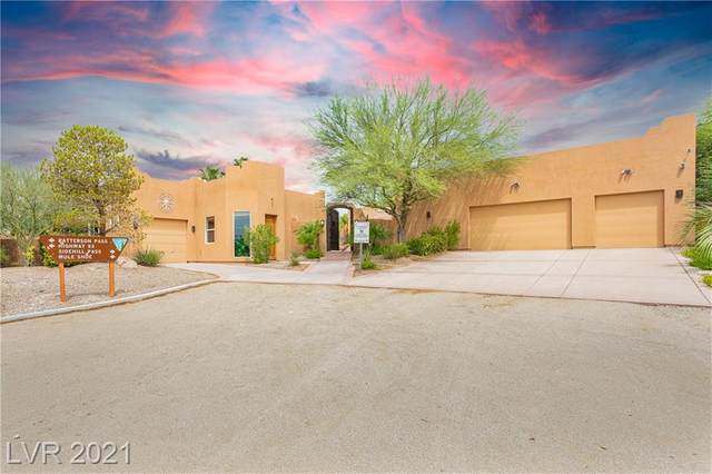 9662 Azure Drive, Las Vegas, NV 89149 (MLS #2319311) :: The Chris Binney Group | eXp Realty
