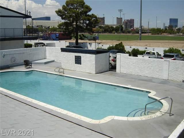 4600 University Center Drive #155, Las Vegas, NV 89119 (MLS #2319312) :: The Chris Binney Group | eXp Realty
