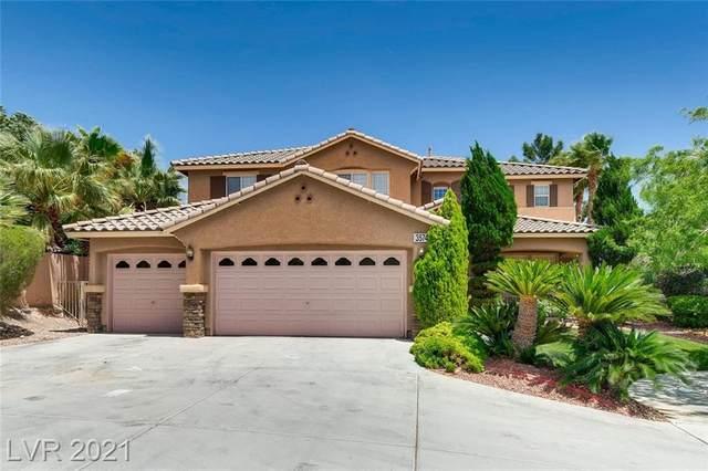 3574 Bryson Court, Las Vegas, NV 89135 (MLS #2319336) :: Custom Fit Real Estate Group