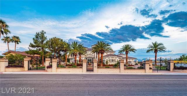 2021 S Valadez Street, Las Vegas, NV 89117 (MLS #2319350) :: Kypreos Team