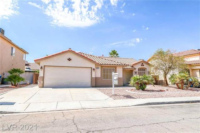 6525 Begonia Bay Avenue, Las Vegas, NV 89142 (MLS #2319351) :: Lindstrom Radcliffe Group