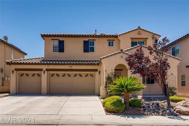 1713 Big Valley Lane, North Las Vegas, NV 89081 (MLS #2319353) :: Kypreos Team
