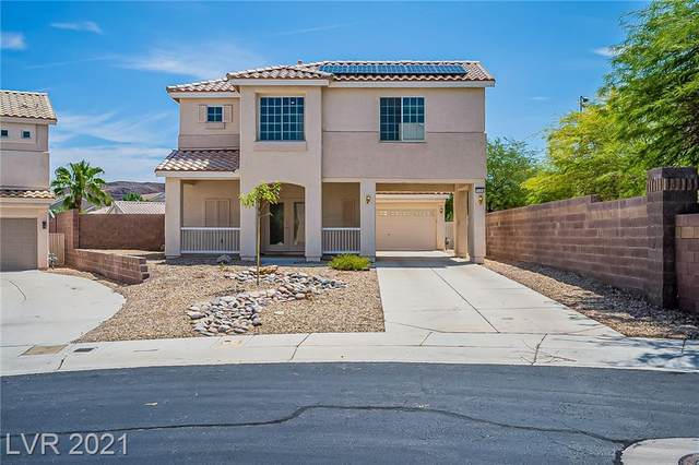 1178 Butternut Ranch Court, Henderson, NV 89052 (MLS #2319354) :: Custom Fit Real Estate Group