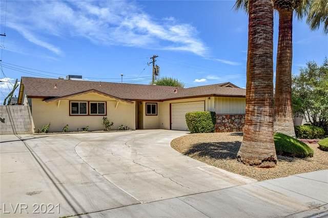 4308 El Camino Avenue, Las Vegas, NV 89102 (MLS #2319358) :: The Chris Binney Group | eXp Realty