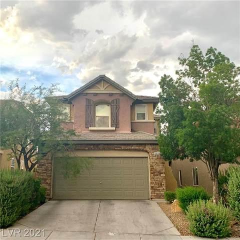 10118 Hollis Mountain Avenue, Las Vegas, NV 89148 (MLS #2319359) :: Custom Fit Real Estate Group
