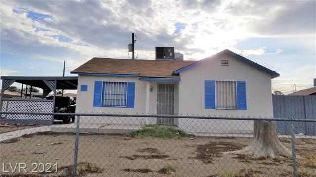 207 N 17th Street, Las Vegas, NV 89101 (MLS #2319379) :: Hebert Group | Realty One Group