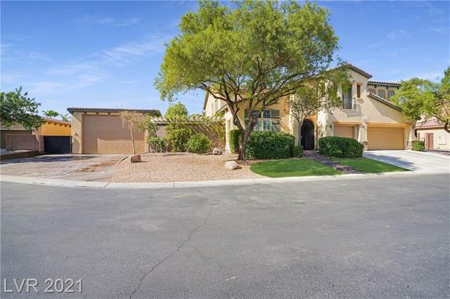6362 Hermes Stables Court, Las Vegas, NV 89131 (MLS #2319380) :: Keller Williams Realty