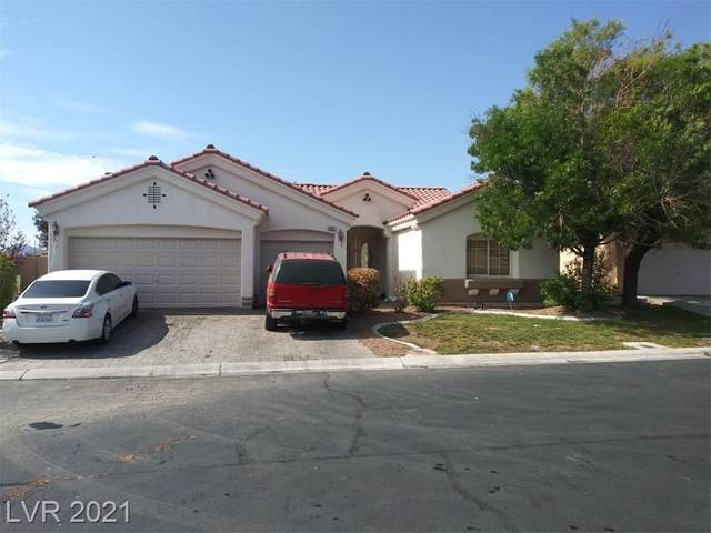 3837 Genoa Drive, Las Vegas, NV 89141 (MLS #2319400) :: Keller Williams Realty