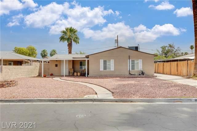 1114 Jessica Avenue, Las Vegas, NV 89104 (MLS #2319402) :: Lindstrom Radcliffe Group