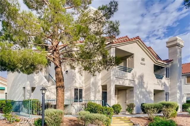 601 Devonhall Street #101, Las Vegas, NV 89145 (MLS #2319406) :: Custom Fit Real Estate Group