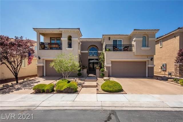 4117 Falcons Flight Avenue, North Las Vegas, NV 89084 (MLS #2319414) :: ERA Brokers Consolidated / Sherman Group