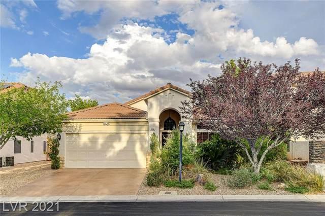 4334 Gasparville Street, Las Vegas, NV 89129 (MLS #2319418) :: Jack Greenberg Group